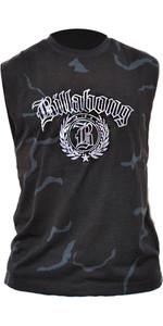 Billabong Mens Pay Day Cotton Surf Sleeveless T-Shirt T4T506