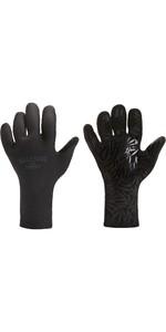 2021 Billabong Synergy Womens 2mm Wetsuit Gloves Z4GL40 - Black