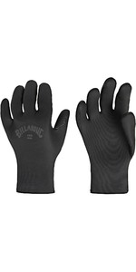 2020 Billabong Absolute 2mm Gloves U4GL01 - Black