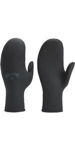 2020 Billabong Absolute 5mm Mitten U4GL04 - Black