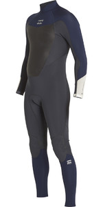 Billabong Absolute Comp 5/4mm Back Zip Wetsuit GRAPHITE F45M22