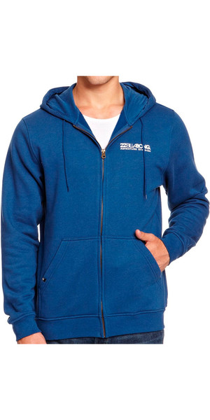 Billabong Adventure Division Zip Hoody in Estate Blue L4HO02