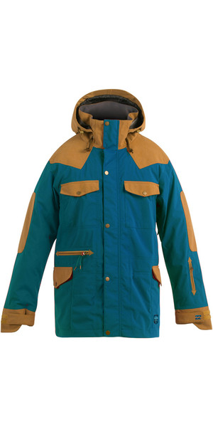 Billabong Bode LT Snow Jacket MARINE U6JM11