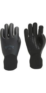 2020 Billabong Furnace 3mm Neoprene Gloves U4GL05 - Black