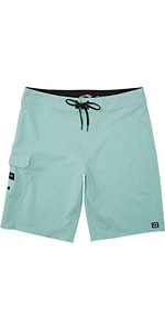 2020 Billabong Mens All Day Pro Boardshorts S1BS48 - Aqua Heather