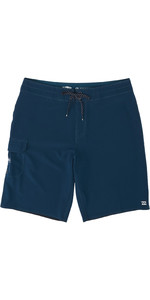2021 Billabong Mens All Day Pro Boardshorts S1BS48 - Navy