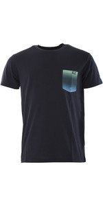 2020 Billabong Mens Team Pocket UV Surf Tee S4EQ02 - Navy