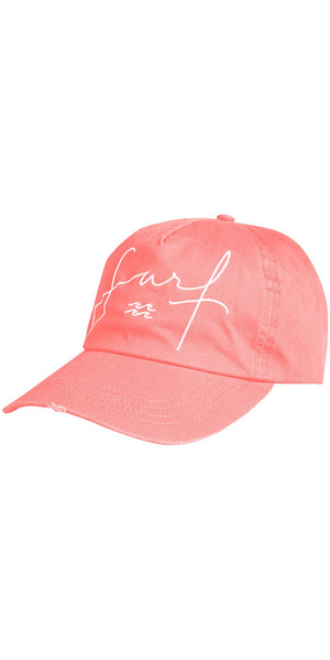 2018 Billabong Surf Trucker Cap NEON PEACH H9CM03