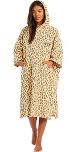 2021 Billabong Womens Change Robe / Poncho W4BR70 - Sweet Sands