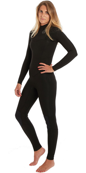 2019 Billabong Womens Salty Dayz 3/2mm Chest Zip Wetsuit Wave N43G30