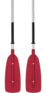 Bravo 2 Piece Kayak Paddle 2.20M Red