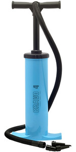 Bravo 4 Double Action Kayak / Inflatable Double Action Stirrup Pump 15141