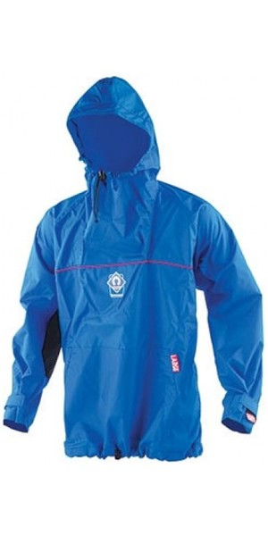 2018 Crewsaver Centre Junior Hooded Smock Top Blue 6617