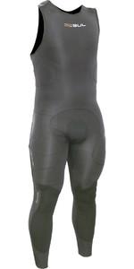 2019 Gul Code Zero Elite 3mm BS Long John Impact Wetsuit Black CZ4217-B5