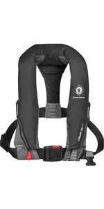 2020 Crewsaver Crewfit 165N Sport Automatic Lifejacket - Black 9010BLA