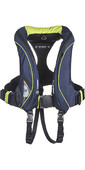2020 Crewsaver ErgoFit+ 190N Hammar Lifejacket With Harness, Light & Hood Navy 9155NBGHP