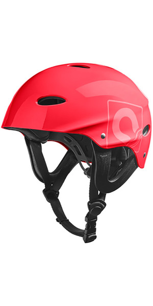 2018 Crewsaver Kortex Watersports Helmet Red 6315
