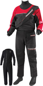 2019 Crewsaver Junior Razor Drysuit Inc Underfleece 6565