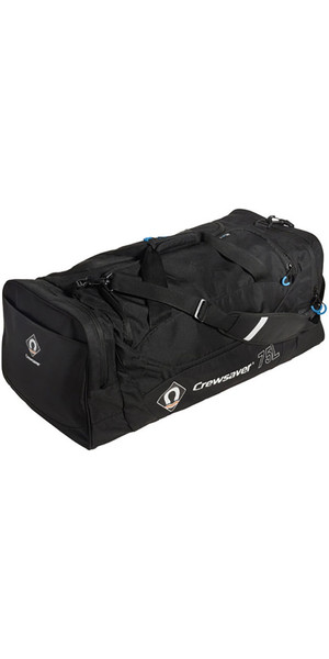 2019 Crewsaver Wet / Dry 75L Holdall Black 6960