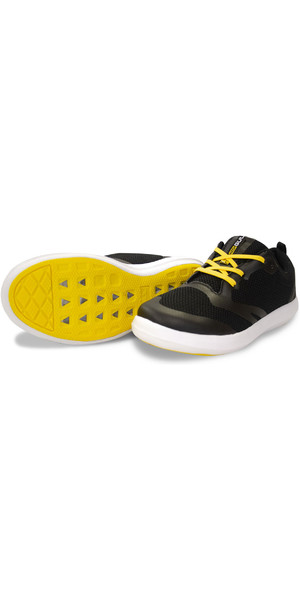2019 Gul Aqua Grip SUP Shoe Black / Yellow DS1004-B3