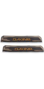 2018 Dakine Aero Roof Rack Pads 46cm Field Camo 08840300