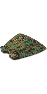 2021 Dakine Andy Irons Pro Surf Traction Pad 10003447 - Olive Camo