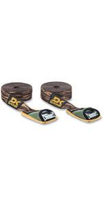 Dakine Baja 12' 3.6m Tie Down Straps Camo 08840560