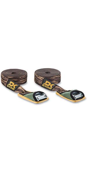 2018 Dakine Baja 12' 3.6m Tie Down Straps Camo 08840560