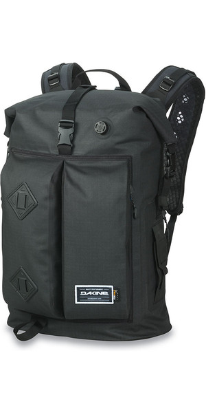 2018 Dakine Cyclone II Dry Back Pack 36L - Black 10001251