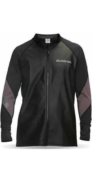 Dakine Furnace Long Sleeve Front Zip Paddle Jacket in Black 10000396
