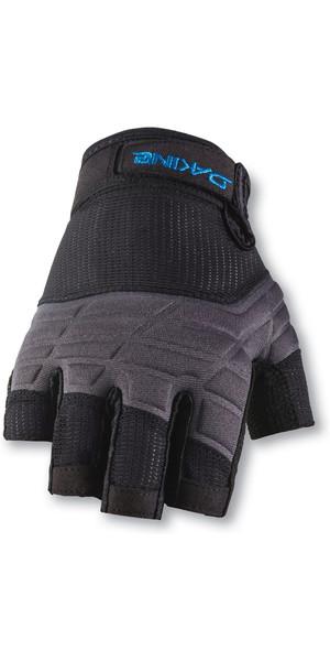 2019 Dakine Half Finger Sailing Gloves Black 10001750