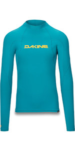 2019 Dakine Mens Heavy Duty Snug Fit Long Sleeve Rash Vest Seaford 10002280
