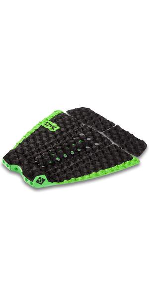 2019 Dakine John Florence Pro Tail Pad Black / Green 10002289