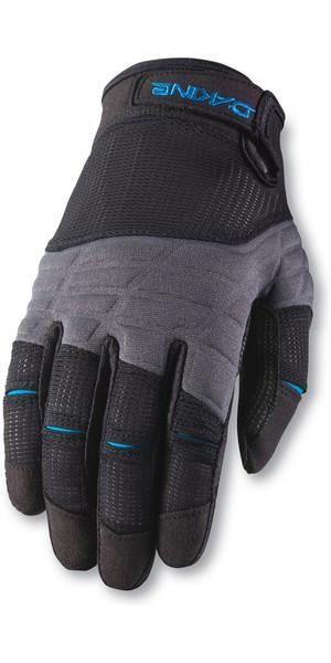 2019 Dakine Long Finger Sailing Gloves Black 10001751