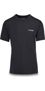 2019 Dakine Mens Heavy Duty Loose Fit Short Sleeve Surf Shirt Black 10002279