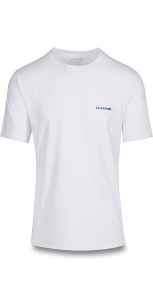 2019 Dakine Mens Heavy Duty Loose Fit Short Sleeve Surf Shirt White 10002279