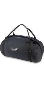 2021 Dakine Packable Rolltop Dry Duffle Bag 40L 10003457 - Black