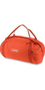 2021 Dakine Packable Rolltop Dry Duffle Bag 40L 10003457 - Sun Flare
