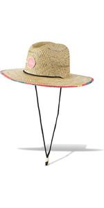 2021 Dakine Pindo Straw Hat 10002898 - Pineapple