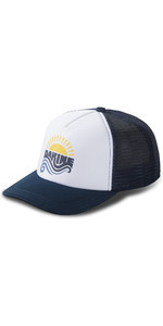 2019 Dakine Sun Wave Trucker Cap India Ink 10002469