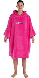 2021 Dryrobe Organic Cotton Towel Robe - Pink