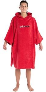 2021 Dryrobe Organic Cotton Towel Robe - Red