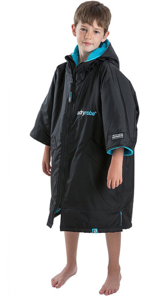 2019 Dryrobe Advance - Short Sleeve Premium Outdoor Change Robe DR101 - XS