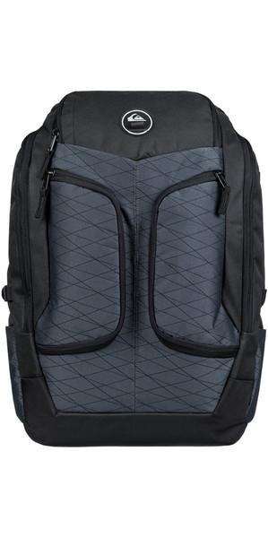 2018 Quiksilver Rambbler 29L Large Surf Back Pack Black EQYBP03486