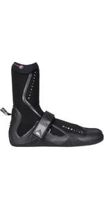 2018 Quiksilver Highline + 5mm Split Toe Boot Black EQYWW03027
