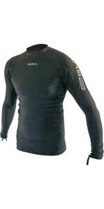 2021 Gul Mens Evotherm Thermal Long Sleeve Fl Ev0049-B9 Black