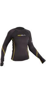 2020 GUL Junior Evotherm Thermal Long Sleeve Top BLACK EV0062-B3