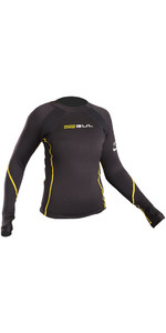 2020 GUL Evotherm Junior Thermal Long Sleeve Top BLACK EV0062-B3