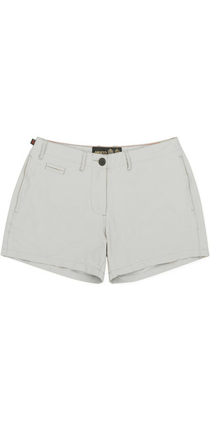 2019 Musto Womens Rib UV Fast Dry Shorts Platinum EWST016