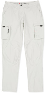 2019 Musto Womens Deck UV Fast Dry Trousers Platinum EWTR014
